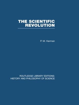 The Scientific Revolution (Hardback) book cover