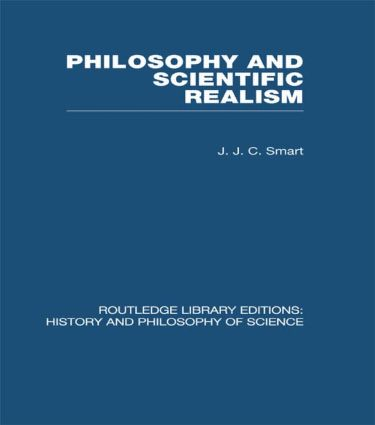 Philosophy and Scientific Realism (Hardback) book cover