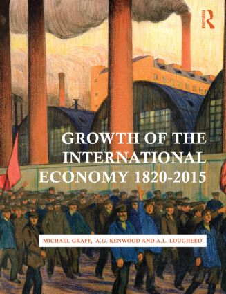 Growth of the International Economy, 1820-2015: 5th Edition (Paperback) book cover