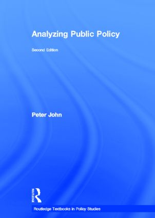 Analyzing Public Policy: 2nd Edition (Hardback) book cover
