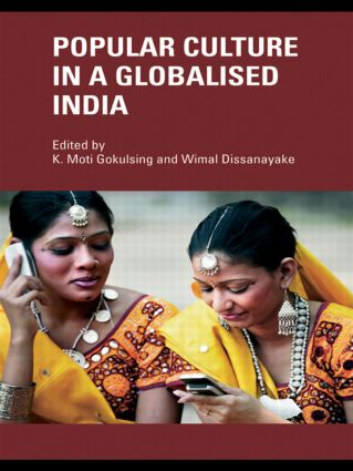Popular Culture in a Globalised India (Paperback) book cover