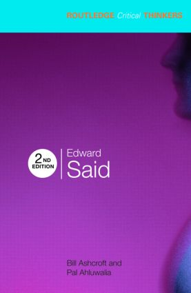 Edward Said: 2nd Edition (Paperback) book cover