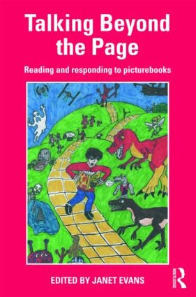 Talking Beyond the Page: Reading and Responding to Picturebooks (Paperback) book cover