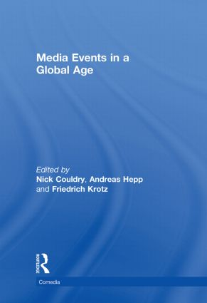 Media Events in a Global Age (Hardback) book cover