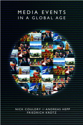Media Events in a Global Age (Paperback) book cover