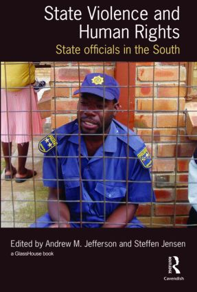 State Violence and Human Rights: State Officials in the South book cover