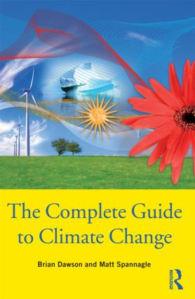 The Complete Guide to Climate Change (Paperback) book cover