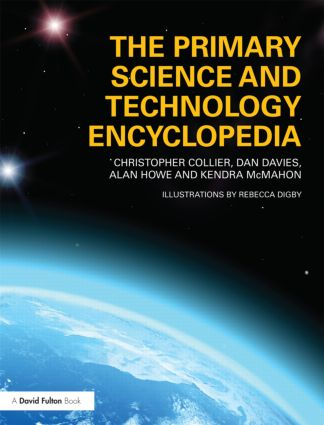 The Primary Science and Technology Encyclopedia book cover