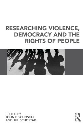Researching Violence, Democracy and the Rights of People: 1st Edition (Paperback) book cover