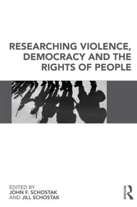 Researching Violence, Democracy and the Rights of People (Paperback) book cover