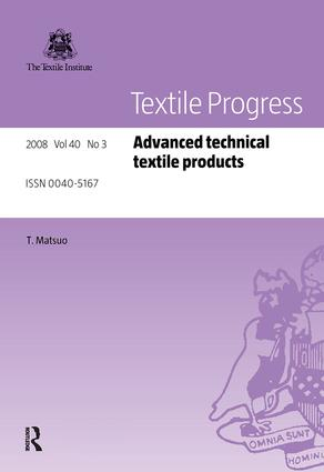 Advanced Technical Textile Products: 1st Edition (Paperback) book cover