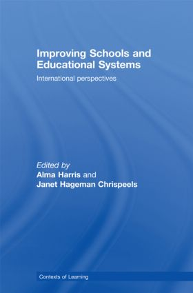 Improving Schools and Educational Systems: International Perspectives book cover