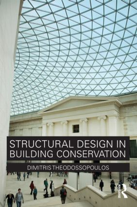 Structural Design in Building Conservation (Paperback) book cover