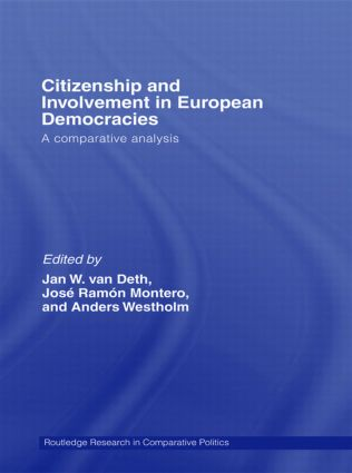 Citizenship and Involvement in European Democracies