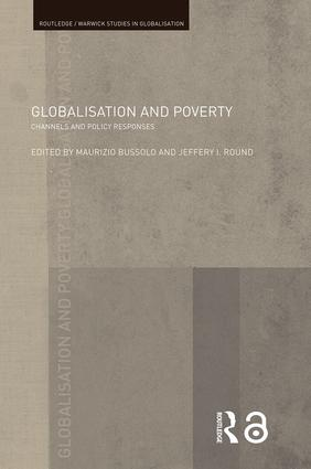 Globalisation and Poverty: Channels and Policy Responses (Paperback) book cover