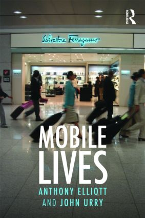 Mobile Lives (Paperback) book cover