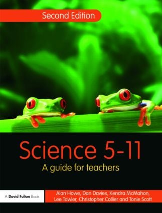 Science 5-11: A Guide for Teachers, 2nd Edition (Paperback) book cover