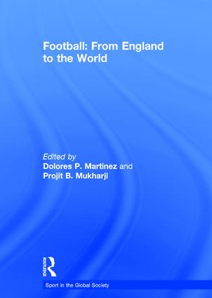 Football: From England to the World book cover