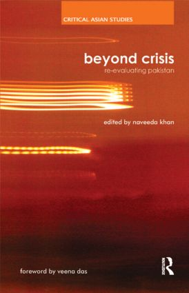 Beyond Crisis: Re-evaluating Pakistan (Hardback) book cover