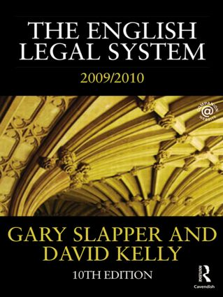 the english legal system 20152016