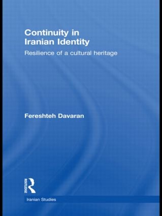 Continuity in Iranian Identity: Resilience of a Cultural Heritage book cover