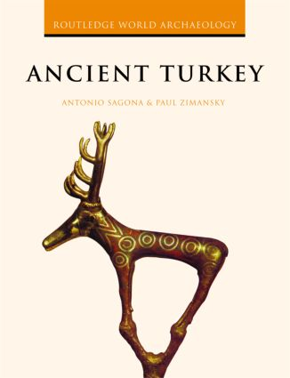 Ancient Turkey (Paperback) book cover