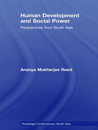 Human Development and Social Power: Perspectives from South Asia, 1st Edition (Paperback) book cover