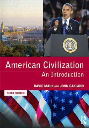 American Civilization: An Introduction, 5th Edition (Paperback) book cover