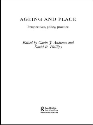 Ageing and Place (Paperback) book cover