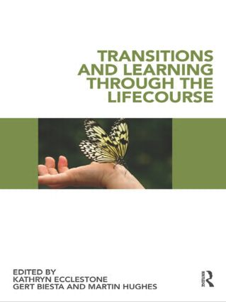 Transitions and Learning through the Lifecourse (Paperback) book cover