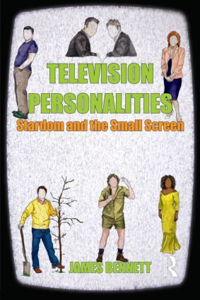 Television Personalities: Stardom and the Small Screen (Paperback) book cover