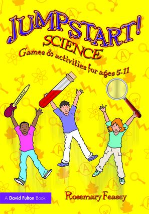 Jumpstart! Science: Games and Activities for Ages 5-11 book cover