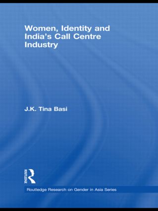 Women, Identity and India's Call Centre Industry book cover