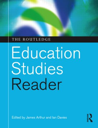 The Routledge Education Studies Reader (Paperback) book cover
