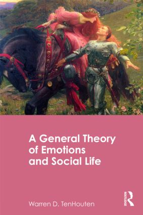 A General Theory of Emotions and Social Life (Paperback) book cover