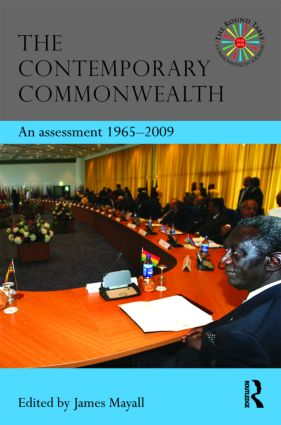 The Contemporary Commonwealth: An Assessment 1965-2009 book cover