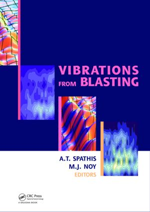 Vibrations from Blasting: Workshop hosted by Fragblast 9 - the 9th International Symposium on Rock Fragmentation by Blasting (Hardback) book cover