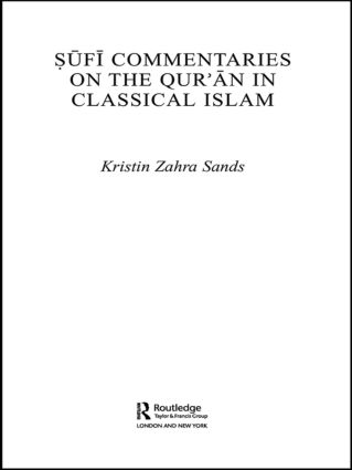 Sufi Commentaries on the Qur'an in Classical Islam (Paperback) book cover