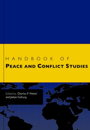 Handbook of Peace and Conflict Studies (Paperback) book cover