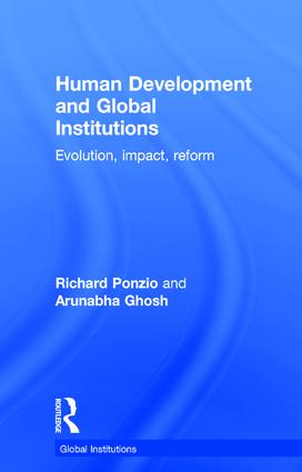 The international policy impact of the human development approach in the 1990s … the early years