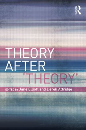 Theory After 'Theory' (Paperback) book cover