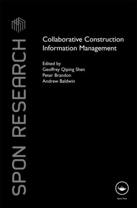 Collaborative Construction Information Management (Hardback) book cover