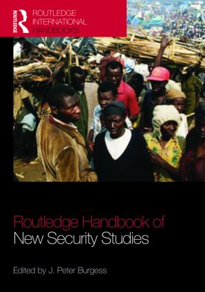 The Routledge Handbook of New Security Studies (Hardback) book cover
