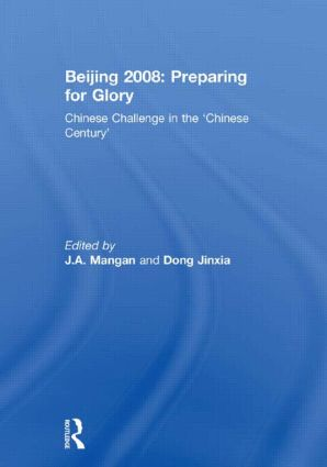 Beijing 2008: Preparing for Glory: Chinese Challenge in the 'Chinese Century' book cover