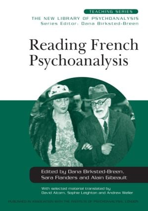 Reading French Psychoanalysis (Paperback) book cover