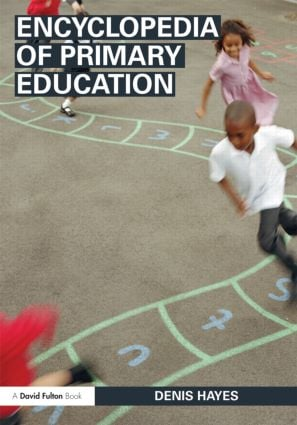 Encyclopedia of Primary Education (Paperback) book cover