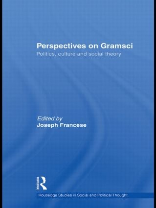 Perspectives on Gramsci: Politics, culture and social theory (Hardback) book cover