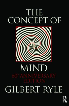 The Concept of Mind: 60th Anniversary Edition (Hardback) book cover