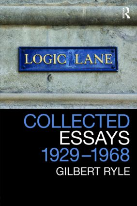 Collected Essays 1929 - 1968: Collected Papers Volume 2 (Paperback) book cover