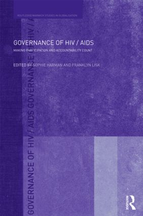 Governance of HIV/AIDS: Making Participation and Accountability Count book cover